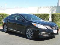 Dealer Certified Pre-Owned. This Hyundai Azera delivers