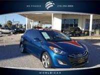 CARFAX 1-Owner, GREAT MILES 14,598! WINDY SEA BLUE