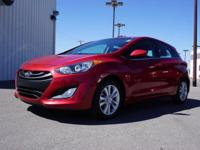 2015 Hyundai Elantra GT and sporty hatchback with