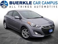 2015 Elantra GT. This good-looking, one-owner Hyundai
