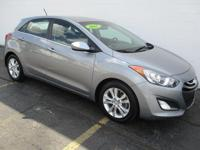 Options:  2015 Hyundai Elantra Gt 4D Hatchback