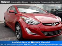This 2015 Elantra is for Hyundai lovers who are