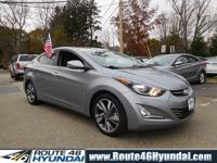 Why Buy New????Check out this low mileage 2015 Hyundai