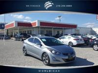 CARFAX 1-Owner. EPA 37 MPG Hwy/27 MPG City! Limited