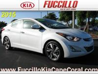 You can find this 2015 Hyundai Elantra 4dr Sdn Auto