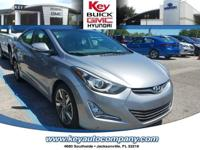 New Arrival! THIS ELANTRA IS CERTIFIED! CARFAX ONE