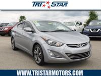 This 2015 Hyundai Elantra Limited is a real winner with