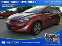 Alloys and Hyundai Certified. 4-Wheel Disc Brakes, ABS