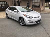 The used 2015 Hyundai Elantra in Reidsville, NC is