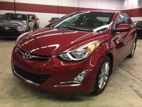 This Elantra is equipped with keyless entry,