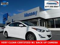 CARFAX One-Owner. Clean CARFAX. Certified. Monaco White