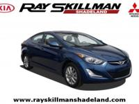Ray Skillman Certified, Extra Clean, ONLY 27,999 Miles!