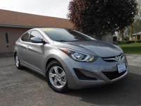 2015 HYUNDAI ELANTRA SE! WITH ONLY 23K MILES!