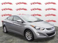 HYUNDAI CERTIFIED PRE-OWNED WARRANTY! ~ ONE OWNER! ~