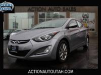 2015 Hyundai Elantra 1 Previous Owner No Accidents