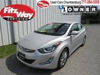 CHeck out this SE Elantra! Don`t waste any time, stop