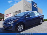 2015 Hyundai Elantra SE For Sale.Features:Powered