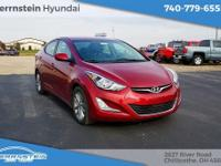 2015 Hyundai Elantra SE This Hyundai Elantra is