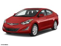 Buckle up for the ride of a lifetime! This 2015 Hyundai