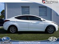 CARFAX 1-Owner, Hyundai Certified. JUST REPRICED FROM