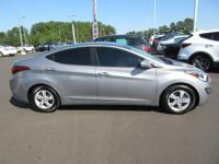 Come see this 2015 Hyundai Elantra 4dr Sdn Auto Limited