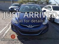 SE Lakeside Blue FWD Elantra SE, 4D Sedan, 1.8L I4 MPI