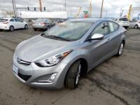 You are looking at a 2015 Hyundai Elantra that is