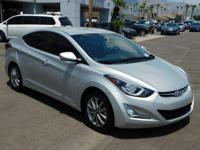 New Arrival! This 2015 Hyundai Elantra SE, has a great