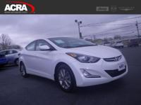 A few of this used Elantra's key features include:  Fog