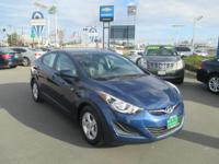 Options:  2015 Hyundai Elantra Se|Se|4Dr Sdn Man Se