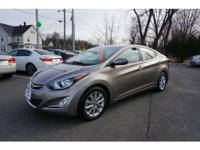 Step into the 2015 Hyundai Elantra! It just arrived on