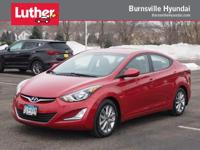 Hyundai Certified, CARFAX 1-Owner, Excellent Condition.