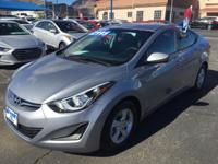 Web Special on this limitless 2015 Hyundai Elantra...