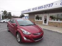 This 2015 Hyundai Elantra SE is just the great preowned