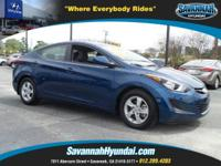 If you've been seeking just the right Elantra, then