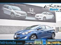 Snag a score on this 2015 Hyundai Elantra before it's