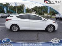 Hyundai Certified, CARFAX 1-Owner, GREAT MILES 15,866!
