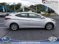 CARFAX 1-Owner, Hyundai Certified, LOW MILES - 34,201!
