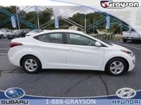 Hyundai Certified, CARFAX 1-Owner, LOW MILES - 33,963!