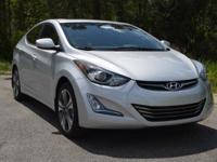 This 2015 Hyundai Elantra 4dr 4dr Sedan Automatic Sport