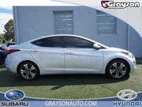 CARFAX 1-Owner, Hyundai Certified, ONLY 17,113 Miles!