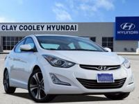 Elantra Sport w/ Power Moonroof, 4D Sedan, 2.0L DOHC,