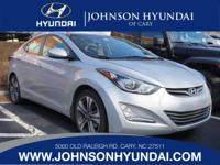 2015 Hyundai Elantra Sport. Sport Tech Package (Hyundai