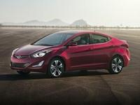 THIS ELANTRA IS CERTIFIED! CARFAX ONE OWNER! LEATHER