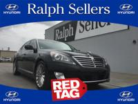 This 2015 Hyundai Equus Signature is proudly offered by