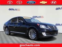 This outstanding example of a 2015 Hyundai Equus