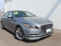 **2015 Hyundai Genesis 3.8 AWD Ultimate**, *BALANCE OF
