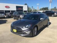 New Price! CARFAX One-Owner. 2D Coupe Grey RWD 8-Speed