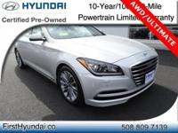 HYUNDAI CERTIFIED- AWD ULTIMATE AND PREMIUM PKG - ONLY