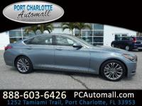 CARFAX One-Owner. Clean CARFAX. Gray 2015 Hyundai